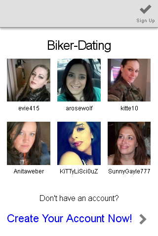 Biker-Dating