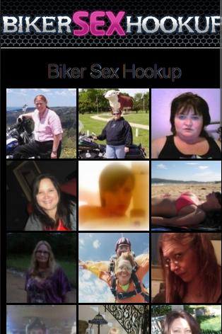 Biker Sex Hook Up