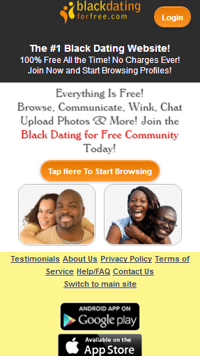 The site is free to join, but like most Black dating sites of quality, you will need to upgrade with a membership to unlock all the features.