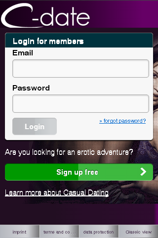 Cell c dating site in Brisbane