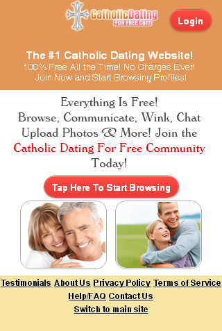 Catholic dating for free