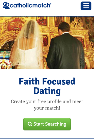 Catholic matchmaking service