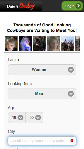 Dating sites to find cowboys