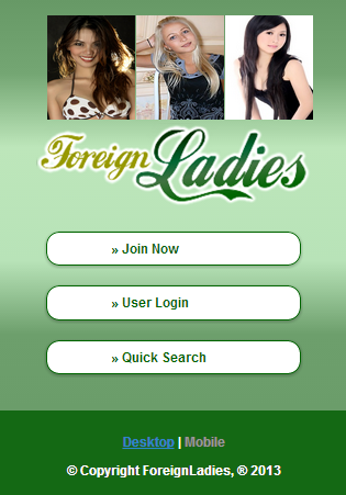 Foreign Ladies