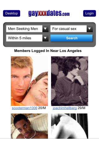 Gay XXX Dates