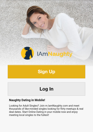 i am naughty dating