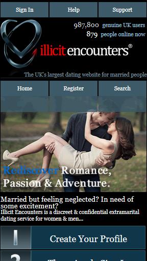 Encounters dating username