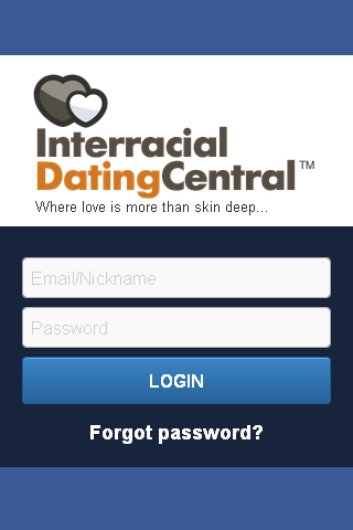 interracial dating central mobile Interracial dating 18m likes interracial dating central - the world's biggest interracial site for singles open to dating outside their ethnicity.