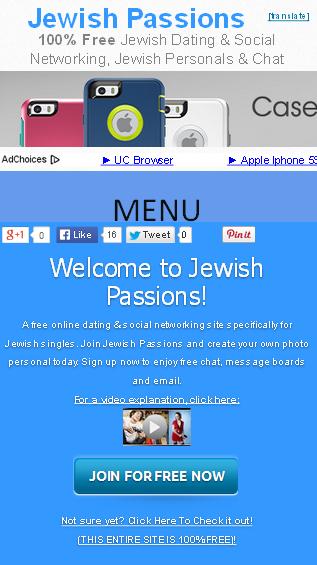 Jewish Passions