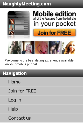 Mobile sex dating sites