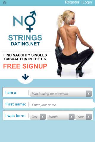 No Strings Dating