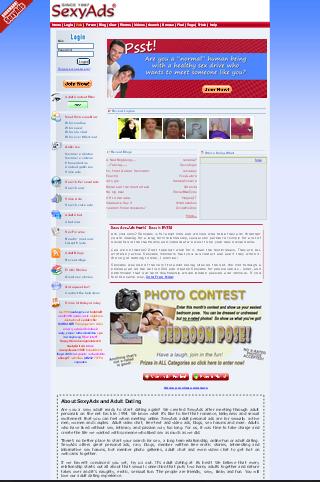 Adult dating commercial websites in Melbourne