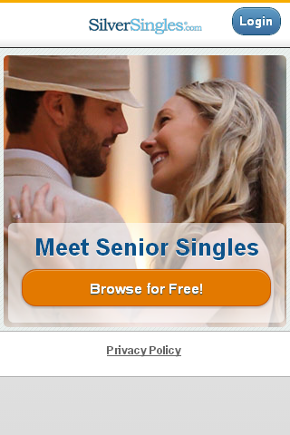 little silver singles & personals Mature singles trust wwwourtimecom for the best in 50 plus dating here, older singles connect for love and companionship.