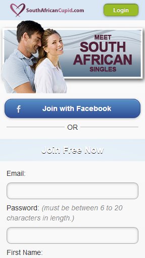 best cupid dating south africa