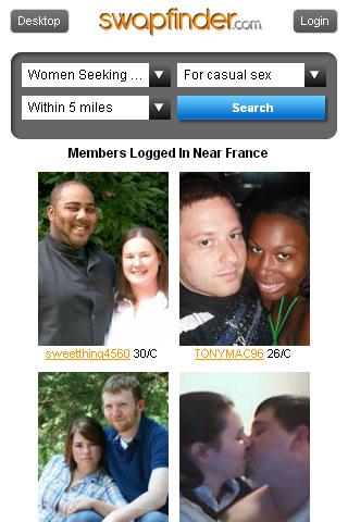 Www swapfinder com