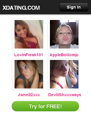 Free mobile sex dating sites