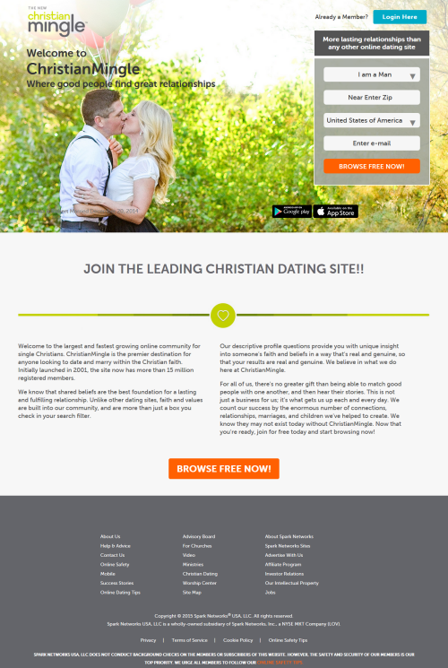 christian mingle iowa