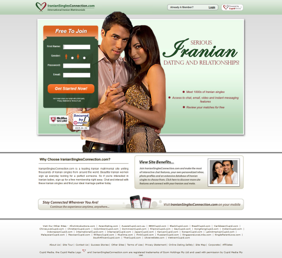Iranian online dating in Melbourne