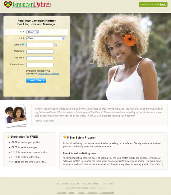 jamaican dating apps Scammers take advantage of people looking for romantic partners, often via dating websites, apps or social media by pretending to be prospective companions they play on emotional triggers to get you to provide money, gifts or personal details.