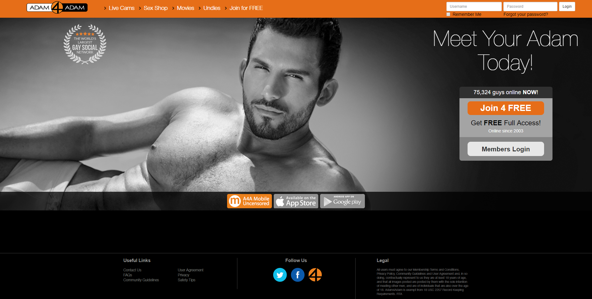 Free gay dating sites in us