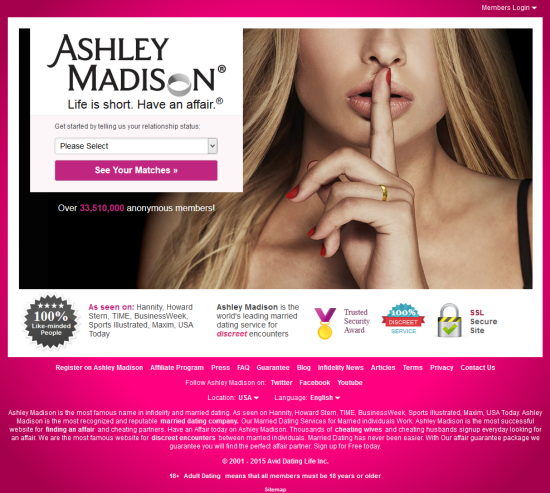 ashley dating service