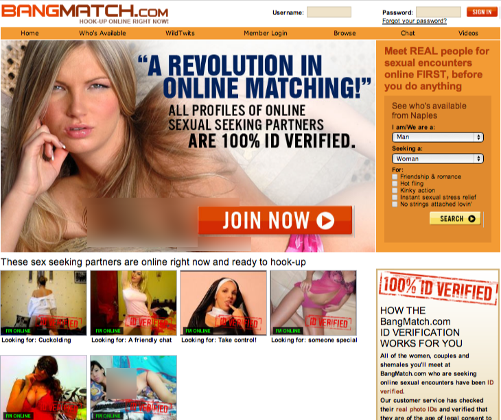 macth sex dating site