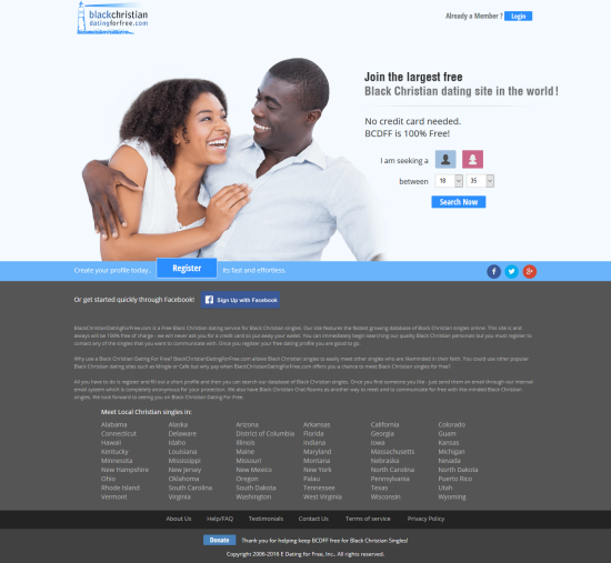 Christian dating site in europe