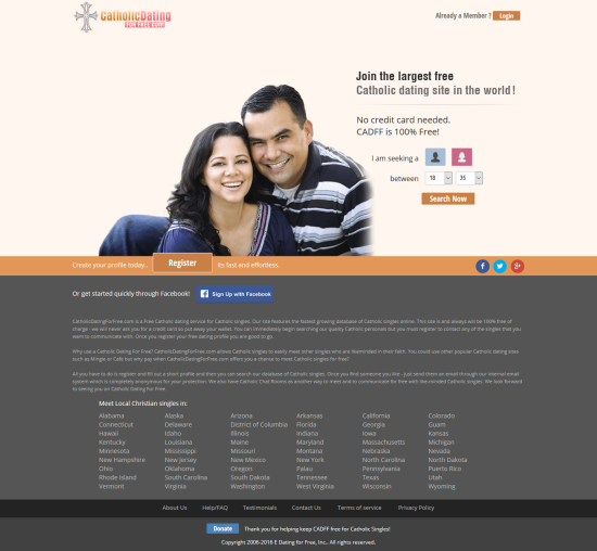 Catholic Chat | Catholic Dating Site
