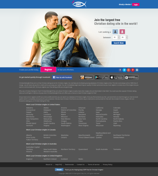 old bight christian personals Christian dating for free christian dating for free (cdff) is the largest 100% free christian singles site/app in the world and now we have a 19 month old.