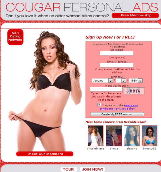 Examples of personal dating ads