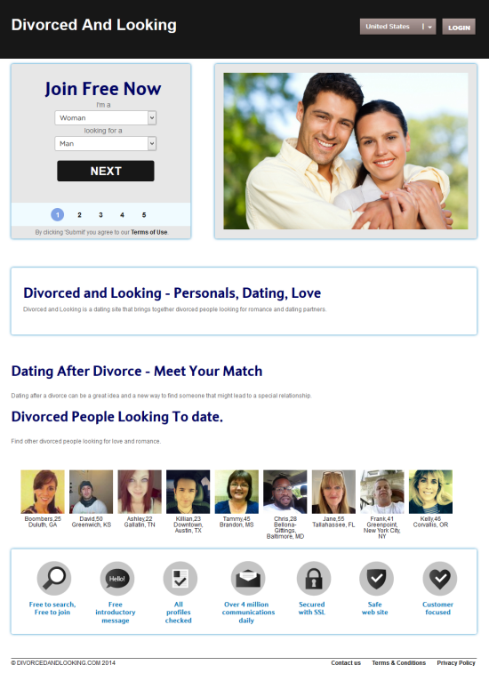 best dating site for divorcees If you're divorced and catholic and want to start dating again, but want to meets singles with the same faith and values, join our divorced catholics dating site, divorced catholics dating.