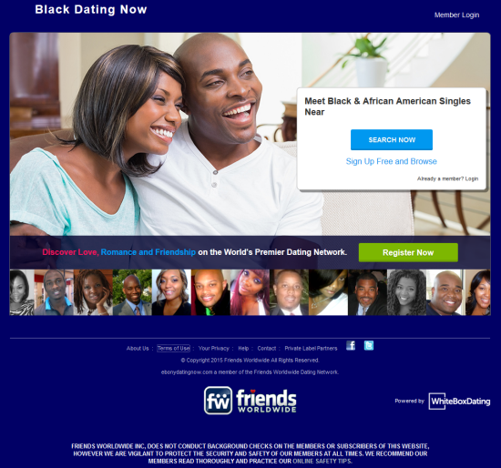 snow black dating site Black singles are online now in our large and active community for dating blackpeoplemeetcom is designed for dating, pen pals and to bring black singles together join blackpeoplemeetcom and meet new black singles for friendship and dating blackpeoplemeetcom is a niche dating service for single black women and single black men.