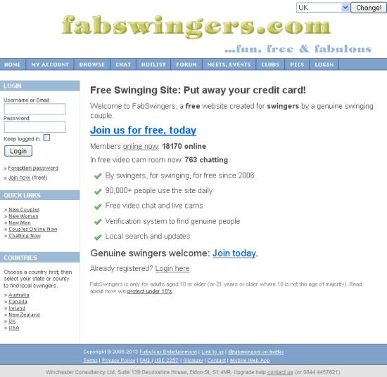fabwingers anmelden