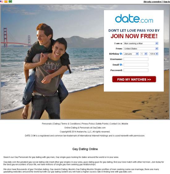 dating online gay nghien