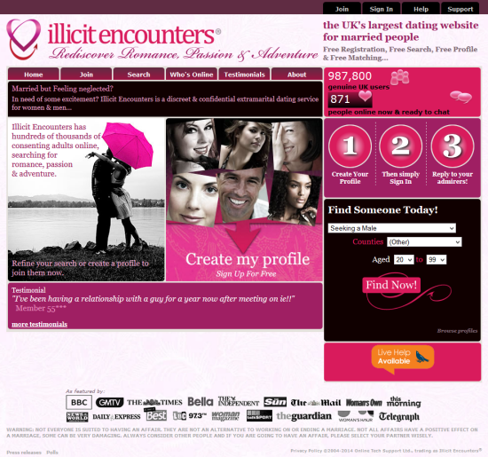 encounters dating popular Read our expert reviews and user reviews of 12 of the most popular professionals' dating websites here encounters dating is brought to you by the times.