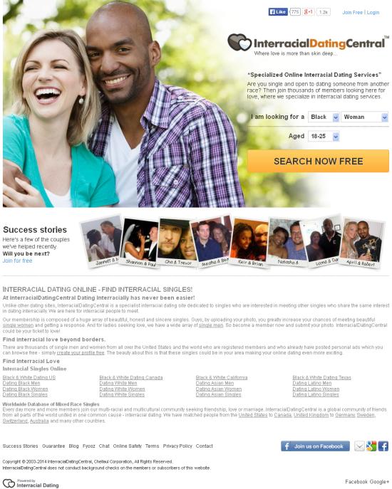 Interracialdatingcentral interracial dating messages