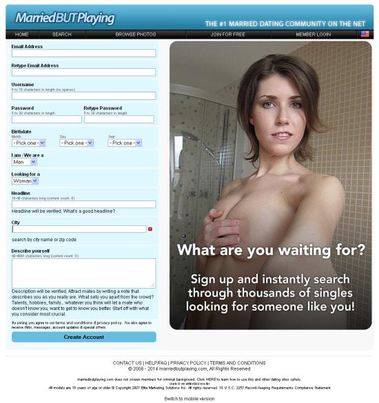 Best extramarital dating sites
