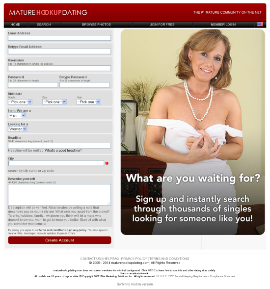 datehookup.com - search for singles