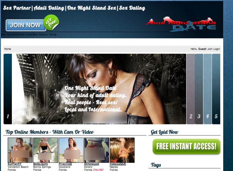 Best Dating Site One Night Stand