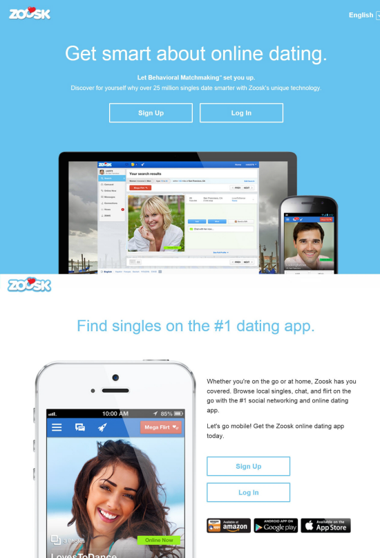 largestdatingsites zoosk review